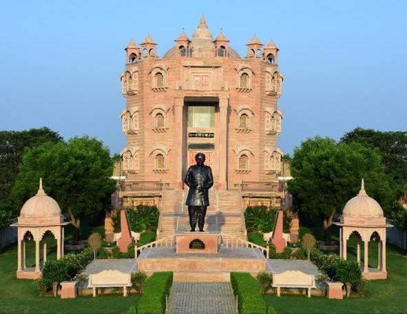 भारत के स्व का केन्द्र बनेगा पंडित दीनदयाल उपाध्याय राष्ट्रीय स्मारक