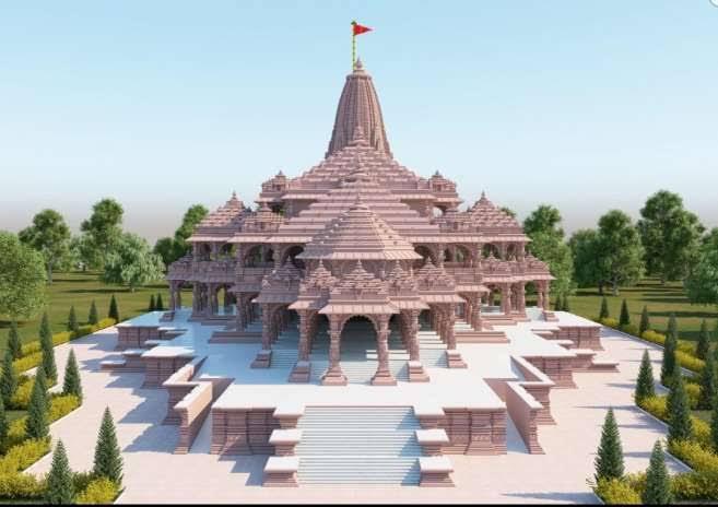 अयोध्या में श्रीराम मंदिर राष्ट्रीय मूल्यों और आचरण का प्रतीक है - डॉ. मोहन भागवत