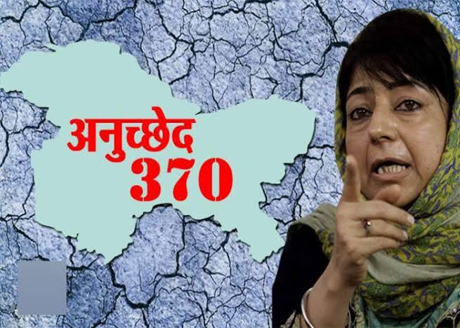 धारा 370 और अनुच्छेद 35A की राख पर राजनीति (व्यंग्य रचना)