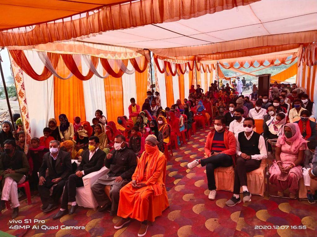 अनूपगढ़ में श्रीराम जानकी विवाह सम्पन्न