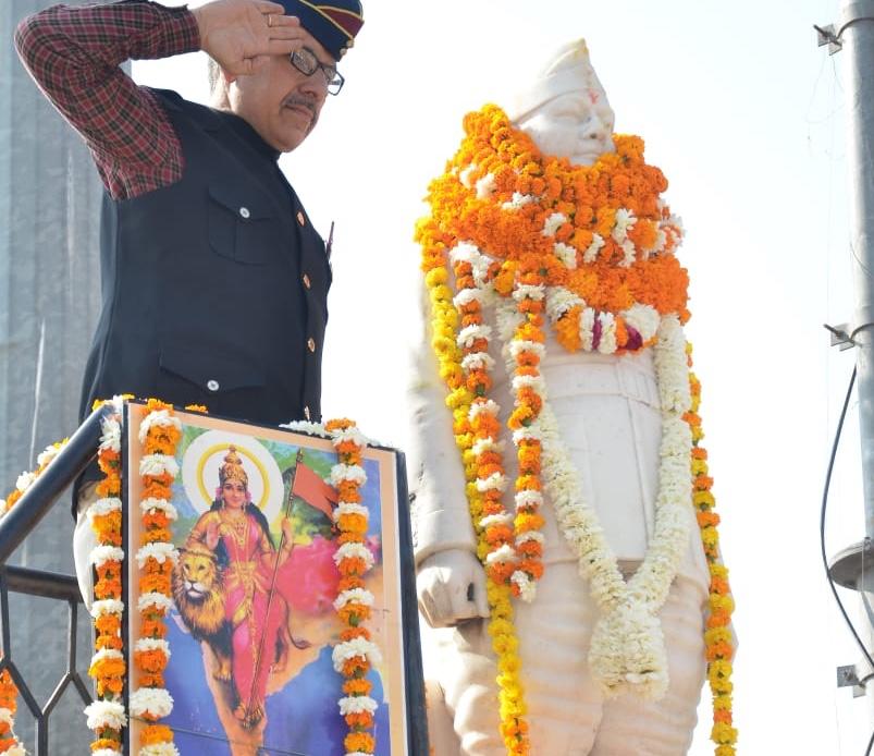 अखिल भारतीय पूर्व सैनिक सेवा परिषद ने किया नेताजी जयंती पर आयोजन