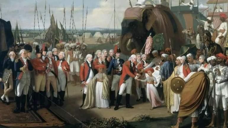 अंग्रेजों ने भारत को जी भरकर लूटा