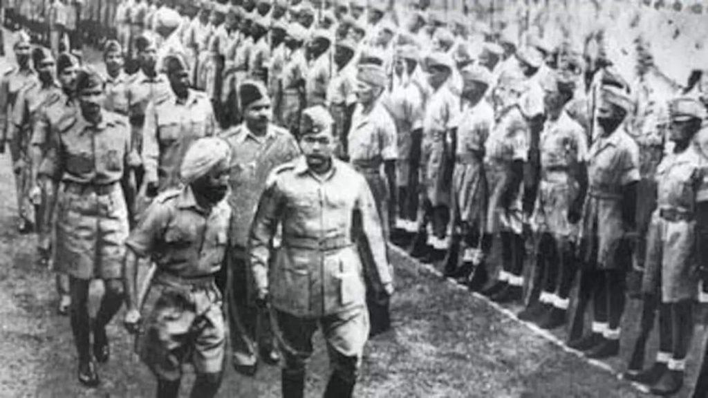 भारतीय सैनिकों में जगे 'स्व' के कारण, अंग्रेजों को गिरते – भागते, भारत छोड़ना पड़ा