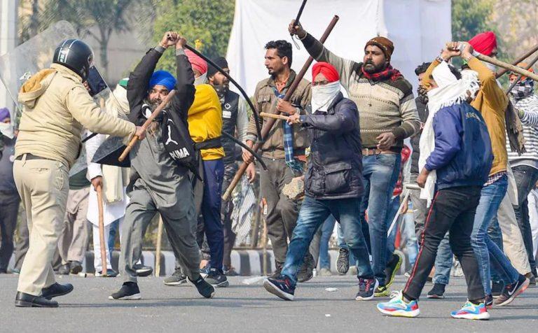 72वें गणतंत्र दिवस पर देशविरोधियों की कलुषित कलंक कथा