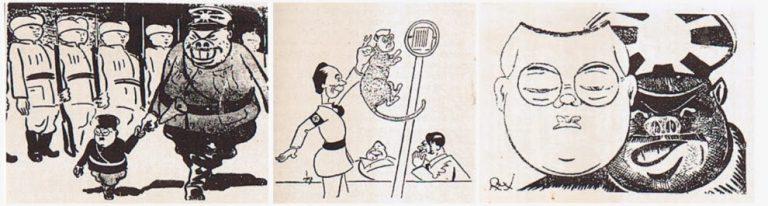 वामपंथियों ने बनाए नेताजी की छवि बिगाड़ने वाले कार्टून