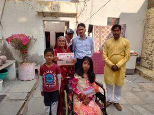 राम मंदिर के लिए निधि समर्पण में बच्चे भी पीछे नहीं