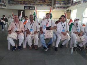 साबरमती से शुरू हुई दांडी यात्रा में राजस्थान से 6 लोग शामिल हुए