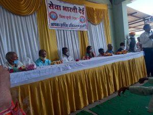 सेवा भारती ने देई में नेत्र चिकित्सा शिविर का आयोजन किया