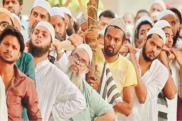 मुस्लिम तुष्टीकरण में जुटी राजस्थान सरकार
