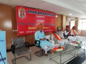 मीणा समाज सनातन हिन्दू समाज का ध्वजवाहक - कुलस्ते