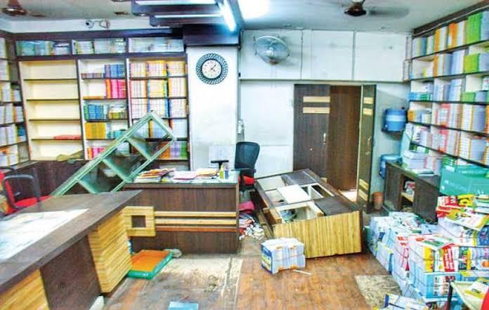 संजीवनी प्रकाशन के कार्यालय पर मुस्लिमों के हमले के विरोध में विहिप का बंद शनिवार को