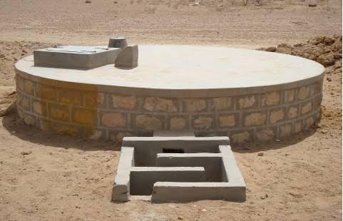 ऐसे होता था मरु भूमि में वर्षा जल का संरक्षण