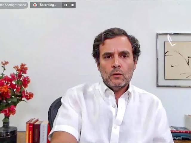 """""""भाषणवीर राहुल जी"""" एक बार धरातल पर जाकर तो देखें"""