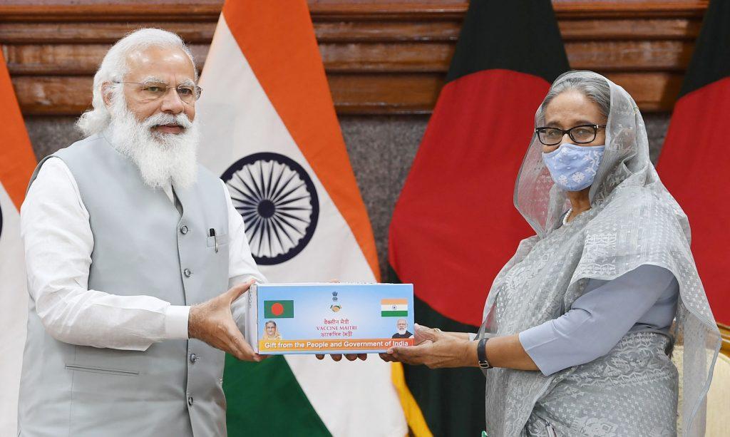 भारत-बांग्लादेश के बीच स्वर्णिम रिश्तों का नया दौर