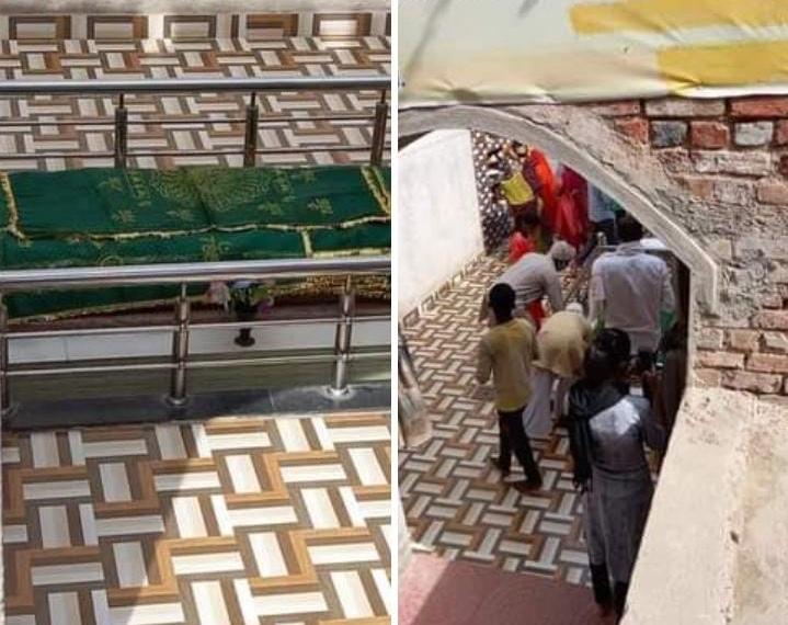 हनुमान गढ़ : शिला माता मंदिर को मजार में बदलने का षड्यंत्र