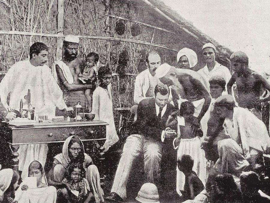 विनाशपर्व : अंग्रेजों ने नष्ट की भारत की उन्नत चिकित्सा व्यवस्था / 1