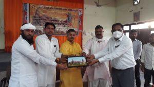 राम मंदिर हमारी संस्कृति का परिचायक - डॉ. शैलेंद्र