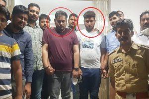 उदयपुर का डॉ. मोहम्मद अबीर रेमडेसिविर की कालाबाजारी करते गिरफ्तार