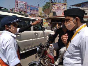 हरिद्वार महाकुंभ – 1500 से अधिक संघ स्वयंसेवक प्रशासन के सहयोग में जुटे