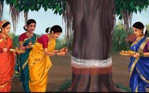 पर्यावरण संरक्षण व प्रकृति पूजा भारतीय संस्कृति के अभिन्न अंग