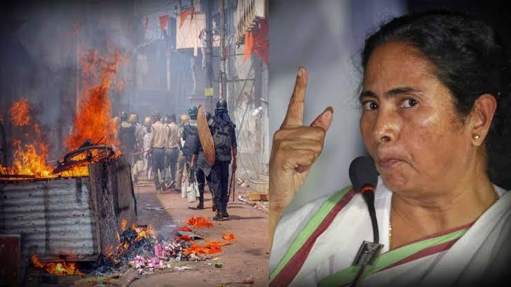 पश्चिम बंगाल में सत्ता का क्रूर चेहरा: एक ज्वलंत प्रश्न