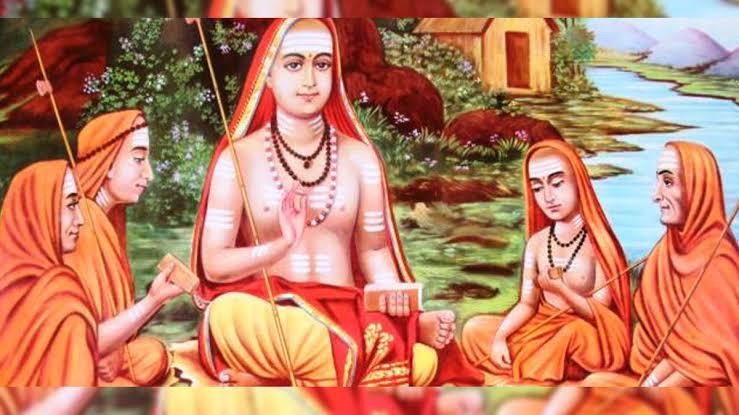 आदि गुरु शंकराचार्य, जिन्होंने भारतवर्ष को सांस्कृतिक एकता के सूत्र में पिरोया