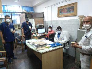 काढ़े से लेकर नि:शुल्क डॉक्टरी परामर्श उपलब्ध करा रही आरोग्य भारती