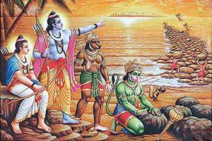 रामायण की सामरिक रणनीति हमारी राष्ट्रीय नीति का हिस्सा बनेगी