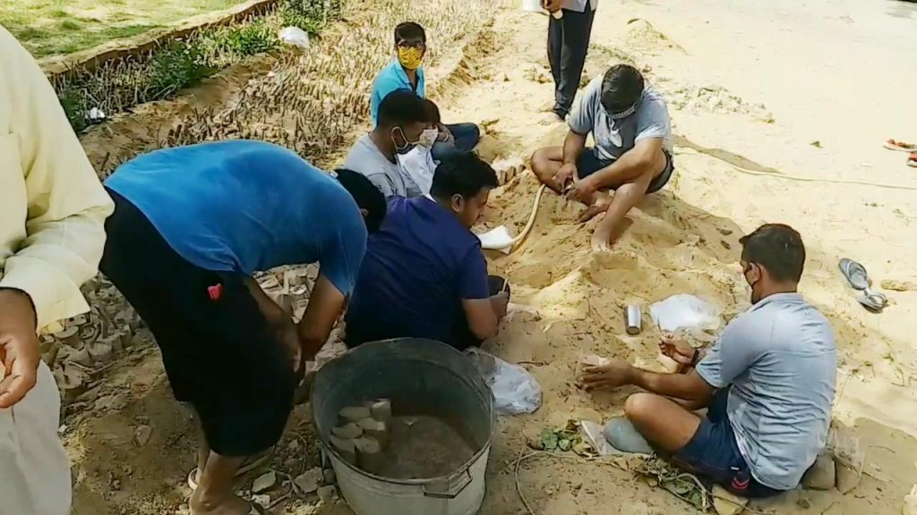 भारत-पाक सीमा पर बीएसएफ की हर BOP के साथ-साथ घर-घर तक RSS पहुंचाएगी गिलोय का पौधा