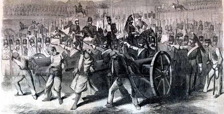 हिन्दुओं के विरुद्ध मुसलमानों को भड़काना ब्रिटिश सरकार की नीतियों का आधार था