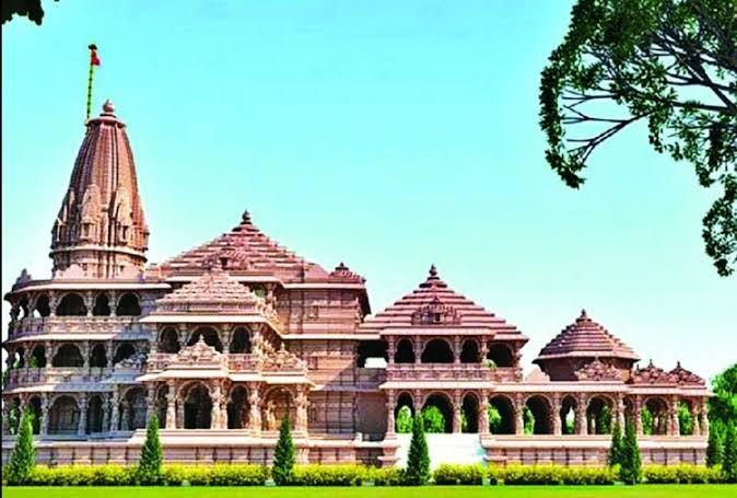राम मंदिर पर ओछी राजनीति, दुष्प्रचार एक सुनियोजित षड्यंत्र
