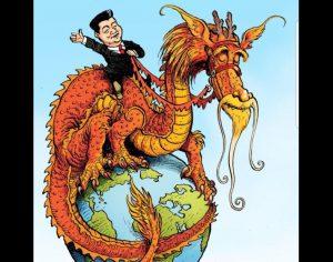 चीन की तीन कमजोरियां है: तियानमेन नरसंहार, तिब्बत और ताइवान
