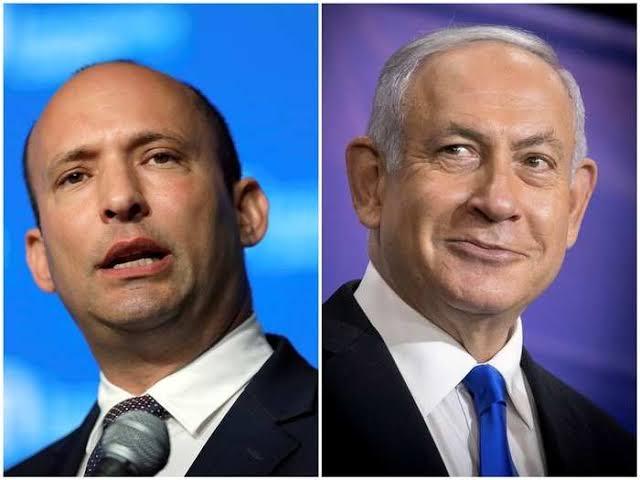 इज़रायल में उदार, वाम और दक्षिणपंथी दलों की गठबंधन सरकार