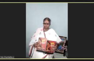 भारतीय नारी में सृजन और संरक्षण की अपार शक्ति है - शान्तक्का