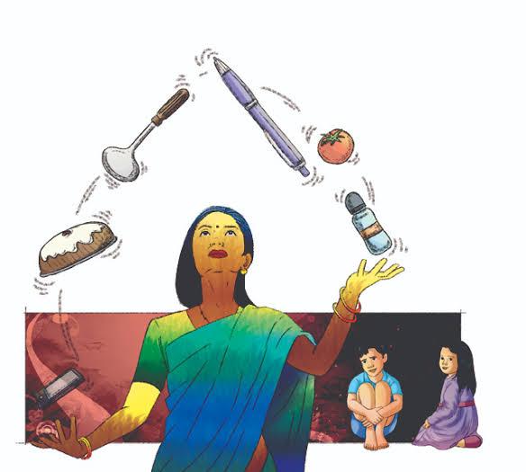 वामपंथी नारीवादियों ने महिलाओं में उनके अपने प्रति ही घृणा का भाव जगाने का कुत्सित प्रयास किया है