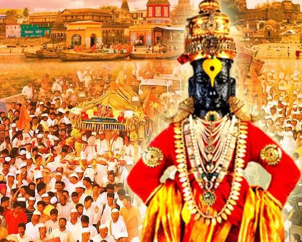 भगवान विट्ठल को समर्पित पंढरपुर यात्रा