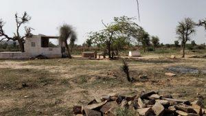 मुस्लिम तुष्टीकरण : सरकार ने तालाब की जमीन मदरसे को आवंटित की, विरोध में उतरे संगठन