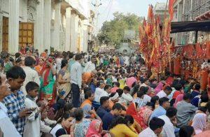 मेहंदीपुर बालाजी मंदिर अधिग्रहण के विरोध में उतरा विहिप, दी उग्र आंदोलन की चेतावनी