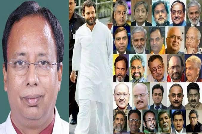भारत के टुकड़े करने की हो रही अब भी तैयारी है....