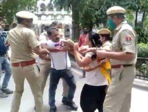 उदयपुर : शौहर ही बीवी को मजबूर कर रहा था वेश्यावृत्ति के लिए