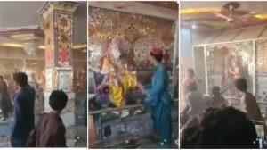 पाकिस्तान में न हिन्दू सुरक्षित और न ही हिन्दू आस्था के केन्द्र
