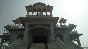 जनजाति मीणा समाज की आस्था का मुख्य केन्द्र मीन भगवान का मंदिर