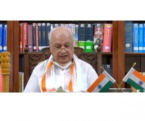राष्ट्रीय शिक्षा नीति भारत को शिक्षा के क्षेत्र में सुपर नॉलेज पावर बनाएगी- आरिफ मो. खान