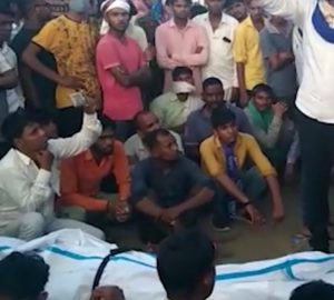 अलवर में मॉबलिंचिंग : रसीद और साजेत पठान ने योगेश को पीट पीटकर मार डाला