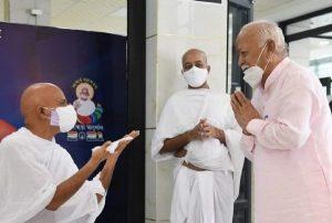 कुछ संस्कार जन्म से प्राप्त होते हैं, कुछ संस्कार सत्संग से प्राप्त होते हैं – डॉ. मोहन भागवत