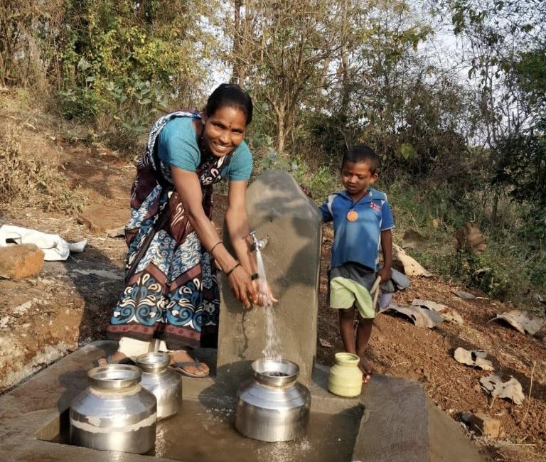 सेवागाथा – पानी आया, जीवन लाया… डोंगरीपाड़ा (महाराष्ट्र)