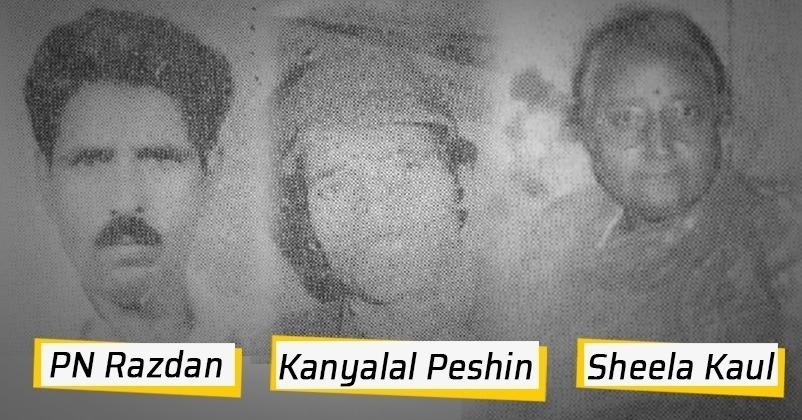 अक्टूबर का काला महीना, जब निर्दोष कश्मीरी हिंदुओं को चुन चुनकर मारा गया